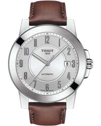 Tissot - Gentleman Swissmatic Watch - Lyst
