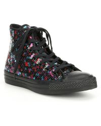 ... Glitter High-top Sneaker.  65. DSW · Converse - Chuck Taylor All Star  Multi-colored Sequined Hi Top Sneakers - Lyst 8d9953693