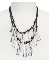 Dillard's - Multi Row Frontal Necklace - Lyst