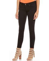 Guess - Power Skinny Stretch Denim Jeans - Lyst