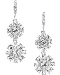 Givenchy - Cluster Drop Earrings - Lyst