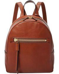 Fossil - Megan Mini Backpack - Lyst