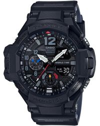 G-Shock - Black Ana-digi Watch - Lyst