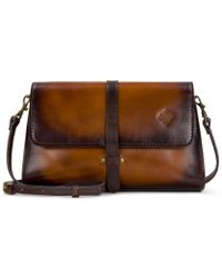 Patricia Nash - Stained Veg Tan Collection Tijola Cross-body Bag - Lyst