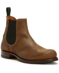 Frye | Men's Logan Chelsea Boots | Lyst