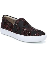 Naturalizer - Marianne 6 Embroidered Slip-ons - Lyst
