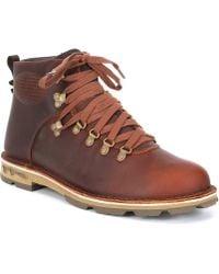 Merrell - Men's Sugarbush Braden Mid Leather Waterproof Boot - Lyst