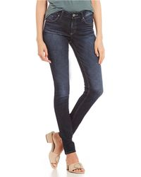 Silver Jeans Co. - Elyse Skinny Jeans - Lyst