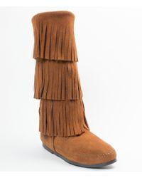 Shop Women's Minnetonka Boots from $34 | Lyst