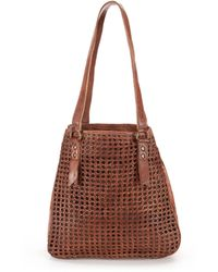 Bed Stu - Clearwater Hand-woven Tote - Lyst