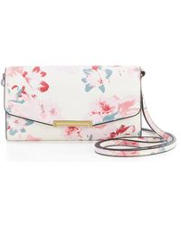 Ivanka Trump - Mara Floral Cross-body Wallet - Lyst
