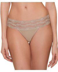 B.tempt'd - B.temptd By Wacoal B.adorable Bikini Panty - Lyst