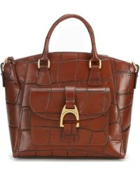 Dooney & Bourke - Denison Emerson Collection Naomi Satchel - Lyst