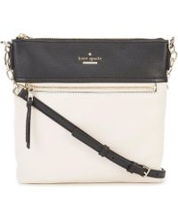 Kate Spade - Jackson Street Melisse Cross-body Colorblock Bag - Lyst