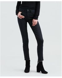 Levi's - 721 Sparkle Skinny Jeans - Lyst