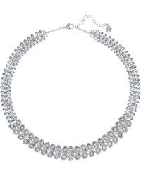 Swarovski - Baron All Around Necklace - Lyst