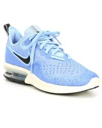 880ee17cf6 Nike Women's Air Max Sequent 2 Running Shoe in Gray - Lyst