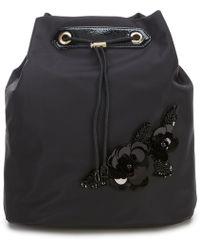 Gianni Bini - Cadet Nylon Snap Backpack - Lyst