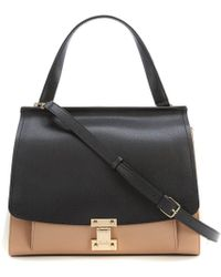 Ivanka Trump - Stanton Colorblock Shoulder Bag - Lyst