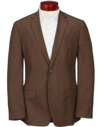 Murano - Solid Textured Suit Separates Blazer - Lyst
