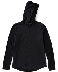Hurley - Dri-fit Lagos Long-sleeve Lightweight Hoodie - Lyst