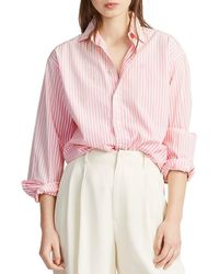 Polo Ralph Lauren Ombre Long Sleeve Shirt