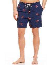 "Tommy Bahama - Naples Lobster Coast 6"" Inseam Swim Trunks - Lyst"