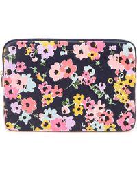 Kate Spade - Wildflower Laptop Sleeve - Lyst