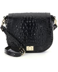 Brahmin - Melbourne Collection Sonny Saddle Bag - Lyst
