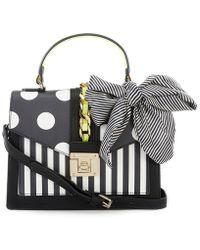 ALDO - Glendaa Small Top Handle Colorblock Handbag - Lyst