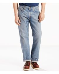 6c701a9f Lyst - Levi'S 569 Loose Straight Stretch Jeans in Blue for Men