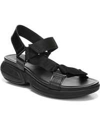 0297d955d37f Lyst - Muk Luks ® Marla Double-strap Slide-on Sandals in Black
