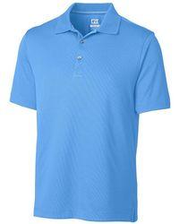 Cutter & Buck - Short-sleeve Drytec Glendale Polo Shirt - Lyst