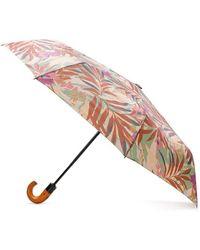 Patricia Nash - Palm Leaves Collection Magliano Umbrella - Lyst