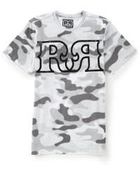 Rock Revival - Camo Rock Short-sleeve T-shirt - Lyst