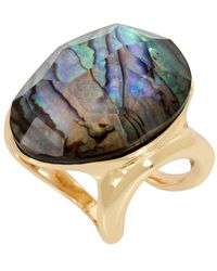 Robert Lee Morris | Abalone Statement Ring | Lyst