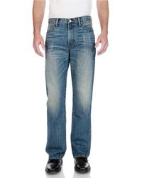 Lucky Brand - 181 Relaxed-fit Straight-leg Jeans - Lyst