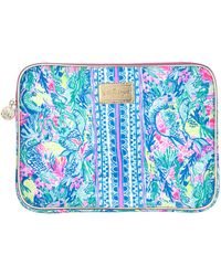 Lilly Pulitzer - Mermaid Cove Tech Sleeve - Lyst