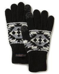 Pendleton - Papago Park Texting Gloves - Lyst