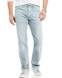 Levi's - Levi ́s® 505® Regular-fit Straight-leg Jeans - Lyst