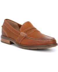 25b4ddef4a4 Sperry Top-Sider Essex Penny Loafers for Men - Lyst