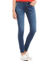 Levi's - 711 Skinny Jeans - Lyst