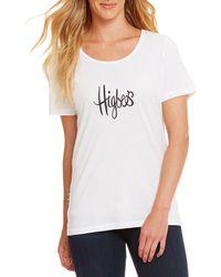 "Heritage - ""higbee ́s"" Logo Tee - Lyst"