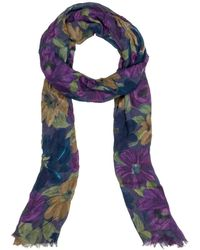 Patricia Nash - Peruvian Painting Collection Scarf - Lyst