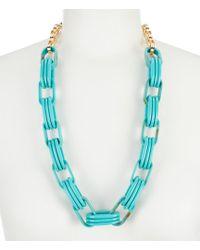 Dillard's - Multi Link Necklace - Lyst