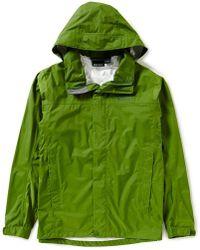 Marmot - Precip Nanopro Waterproof Hooded Jacket - Lyst