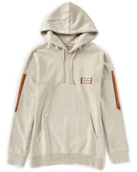 Billabong - Wave Washed Fleece Graphic Hoodie - Lyst