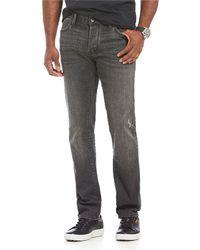 John Varvatos | Star Usa Wight Slim-fit Denim Jeans | Lyst
