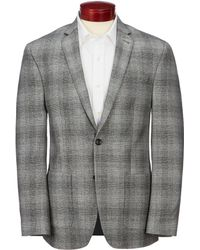 Murano - Slim-fit Plaid Suit Separates Blazer - Lyst