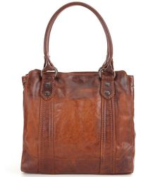 Frye - Melissa Washed Leather Tote - Lyst